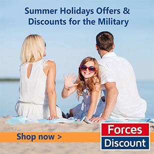 Summer Holiday Military Discounts