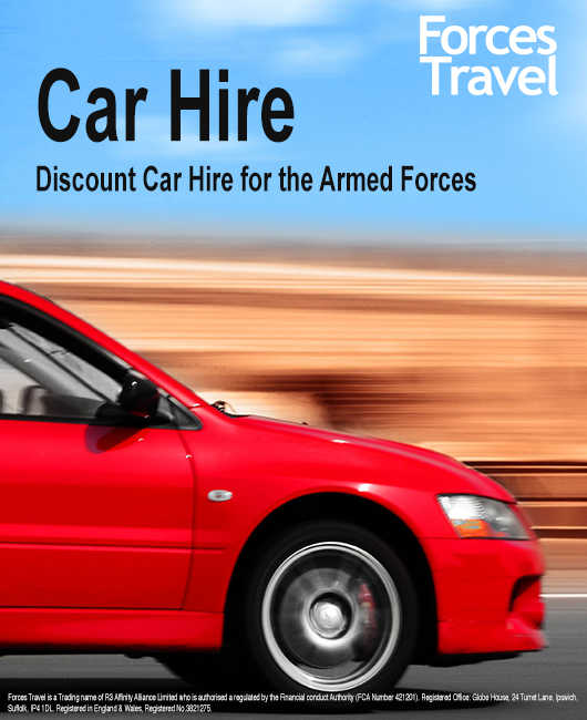 Military Discount For Car Hire