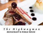 The Highwayman Pub  Restaurant