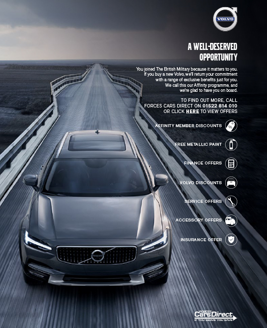 Volvo Forces Discount