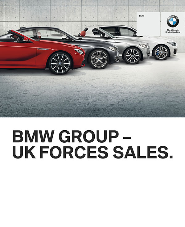 BMW UK Forces