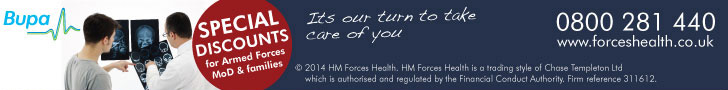 Bupa HM Forces Health