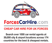 Forces Car Hire