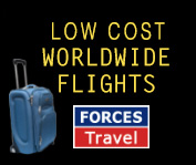 Forces Travel Flights