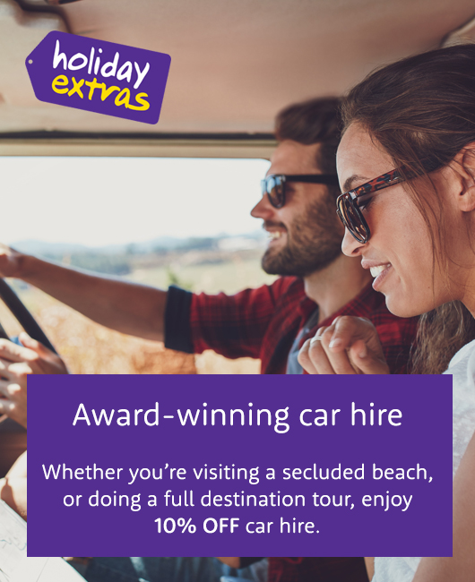 Holiday Extras Car Hire
