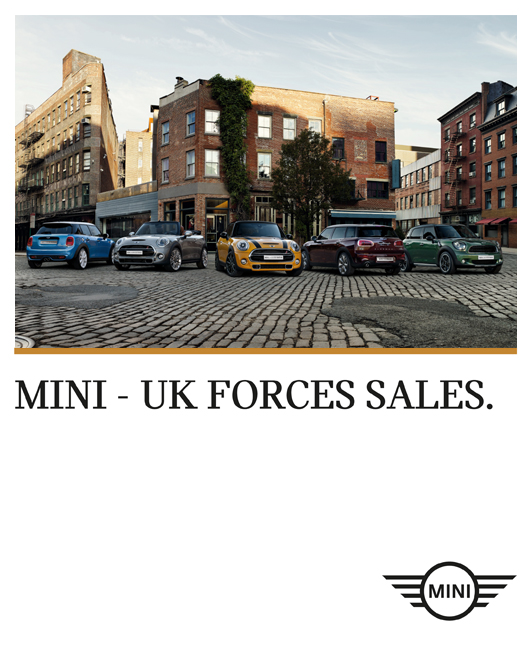 MINI UK Forces