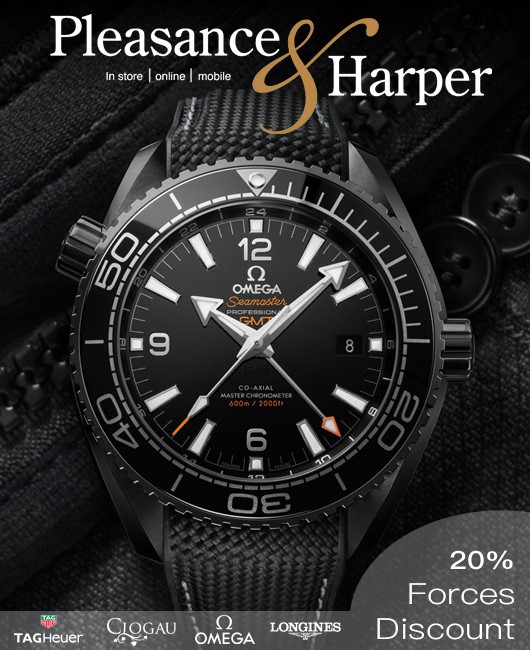 Pleasance and Harper Jewellers and Watch Specialists
