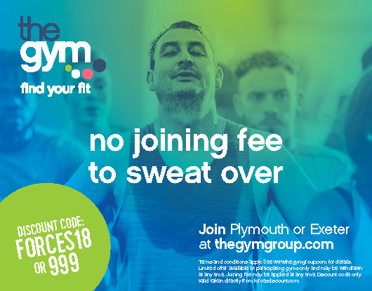 The Gym Group Forces Discount
